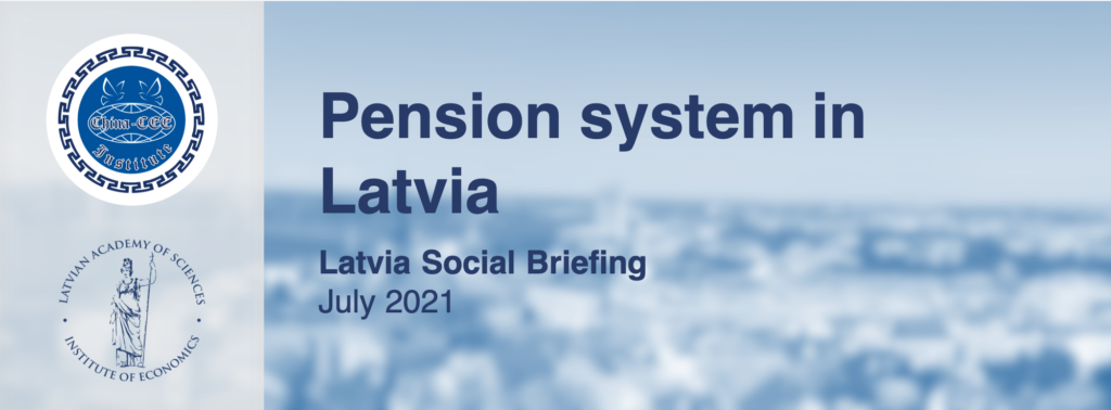 Pension system in Latvia